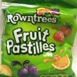 Fruit Pastille bags