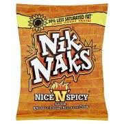 Nik Naks – Spicy