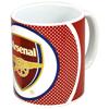 Arsenal Bulls Eye Mug