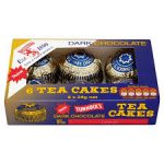 Tunnocks dark tea cakes