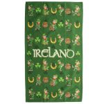 Ireland Design Tea Towel