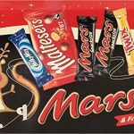 Mars and friends medium selection box
