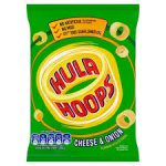 cheese and onion hula hoops