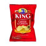 King Cheese & Onion