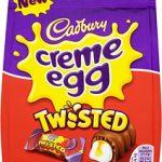 Creme Egg Twisted bag