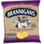 Brannigan Beef & Mustard