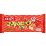 Caramel Logs Pack of 8
