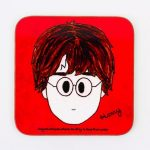 Magnetic Coaster – Harry Potter