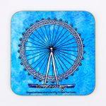 Magnetic Coaster – London Eye