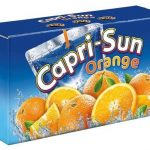 Caprisun orange 10 pack
