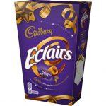 cadbury eclaire carton