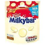 Milkybar buttons pouches 103g