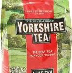 TAYLORS YORKSHIRE TEA LOOSE RED 250G