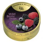 CAVENDISH & HARVEY WILD BERRY DROPS 200G