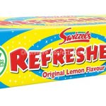 SMATLOW REFRESHER LEMON STICK PACK 43G