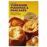 YORKSHIRE PUDDINGS AND PANCAKES MIX 125G