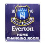 Everton – Home changing room