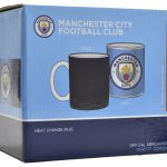 Man City – Heat changing mug
