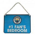 Man City – No.1 Fan sign