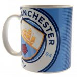 Man City – half tone mug