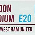 West Ham – White Street Sign
