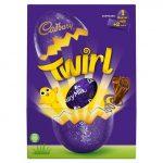 Twirl Egg Large 237g