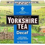 Yorkshire Decaf 80 bags