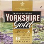 Yorkshire Golde 80 teabags