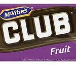 Club Fruit Biscuits